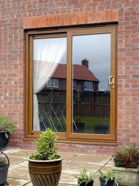 Upvc high security patio door styles and options various for Double glazed upvc patio doors