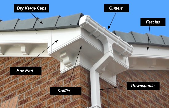 fascias soffits double glazing upvc doors windows