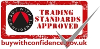 Trading Standards Approved Double Glazing
