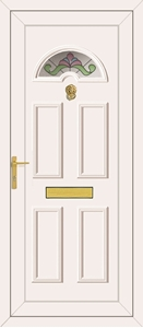 Carter 1 One Selway UPVC Door
