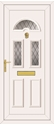 Carter 3 Diamond Lead - UPVC Door