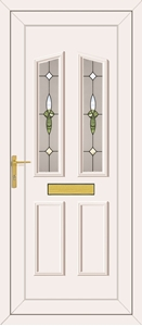 Clinton Clarkston - UPVC Door