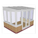 Picture for category Lean-To Conservatory