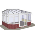 Picture for category Double Hipped Conservatory
