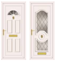 Picture for category UPVC Doors