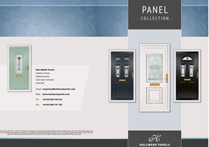 Hallmark UPVC Door Brochure