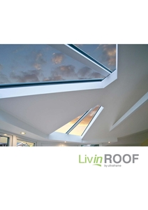 Ultraframe Liv In Roof Brochure