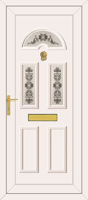 Carter 3 Nebraska - UPVC Door
