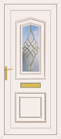 Johnson Dream (Gold) - UPVC Door