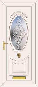 Kennedy Elan Clear - UPVC Door