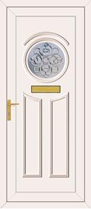 Minova Macey Clear - UPVC Doors