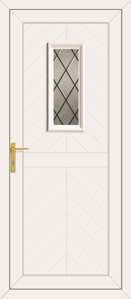 Monroe Diamond Lead - UPVC Doors