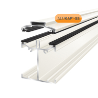 Picture of Alukap-SS Low Profile Bar 2.4m White