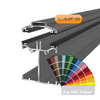Picture of Alukap-SS Low Profile Bar 2.4m PC