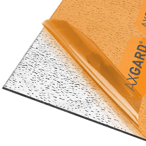 Picture of Axgard Patternd 3mm Polycarb 2050 x 500mm