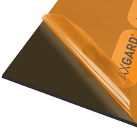 Picture of Axgard Bronze 5mm UV Prtc Polycarb 2050 x 500mm