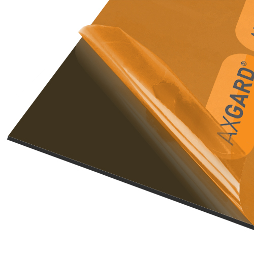 Picture of Axgard Bronze 4mm UV Prtc Polycarb 500 x 2000mm