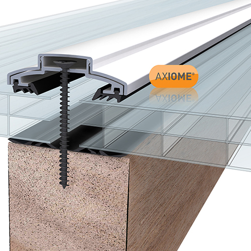 Picture of Axiome Clear 16mm Polycarbonate 840 x 4000mm