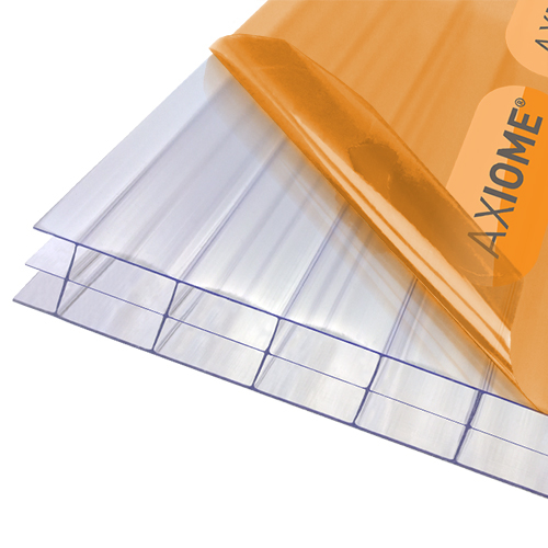 Picture of Axiome Clear 16mm Polycarbonate 1250 x 4500mm