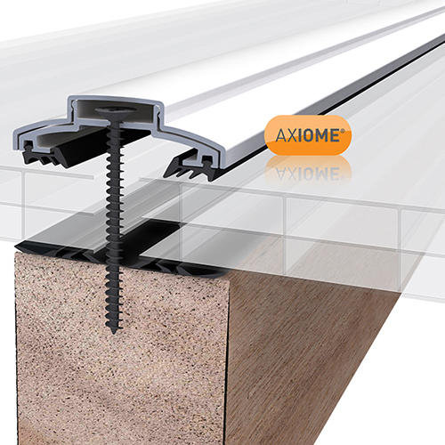 Picture of Axiome Opal 16mm Polycarbonate 1050 x 4500mm