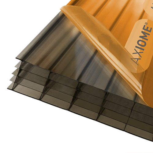 Picture of Axiome Bronze 25mm Polycarbonate 1250 x 2500mm