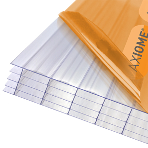 Picture of Axiome Clear 25mm Polycarbonate 1250 x 5000mm