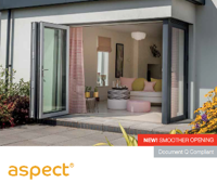 Aspect Bi Folding Doors Brochure
