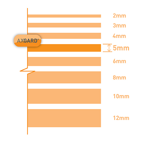 Picture of Axgard Opal 5mm UV Prtc Polycarb 2050 x 3050mm