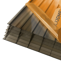 Picture of Axiome Bronze 35mm Polycarbonate 840 x 2000mm