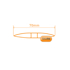 Picture of Snapa 10mm Clear Polycarbonate H Section 2m
