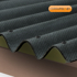 Corrapol-BT Black Corrugated Bitumen Sheet Example