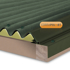 Picture of Corrapol-BT Rigid Rock n Lock Side Flashing 6m Green