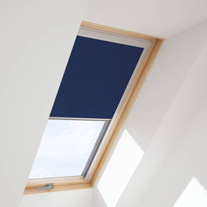 Picture of Blackout Blinds 55x78 dark blue