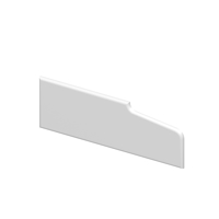 Picture of Window Cills - 85mm A type cill end cap White