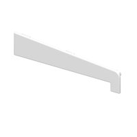Picture of Window Cills - 180mm A type cill end cap White